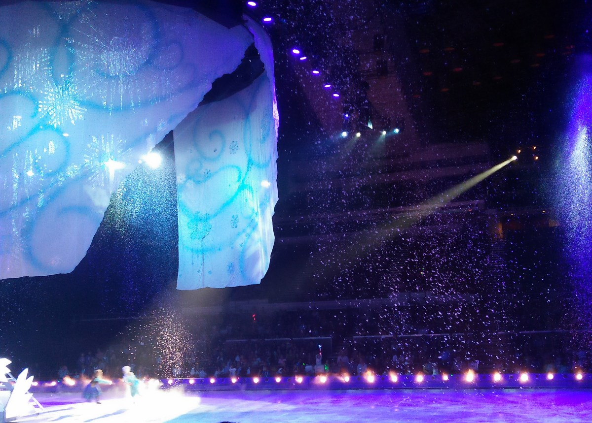 Review: The Wonderful world of Disney on Ice 2017