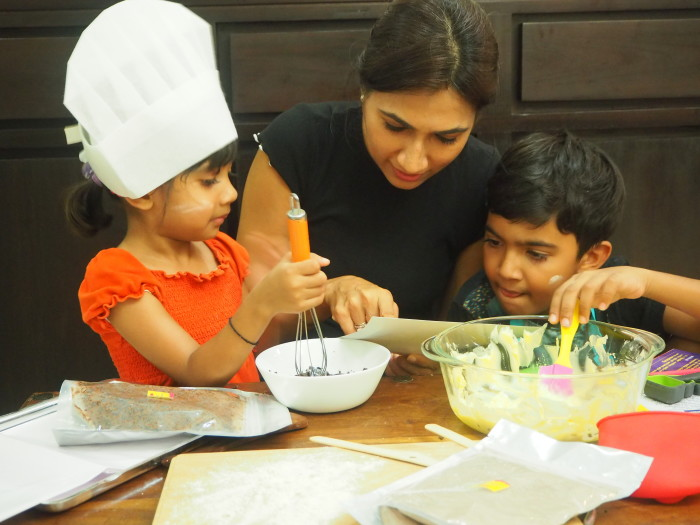 Cooking as a life skill!