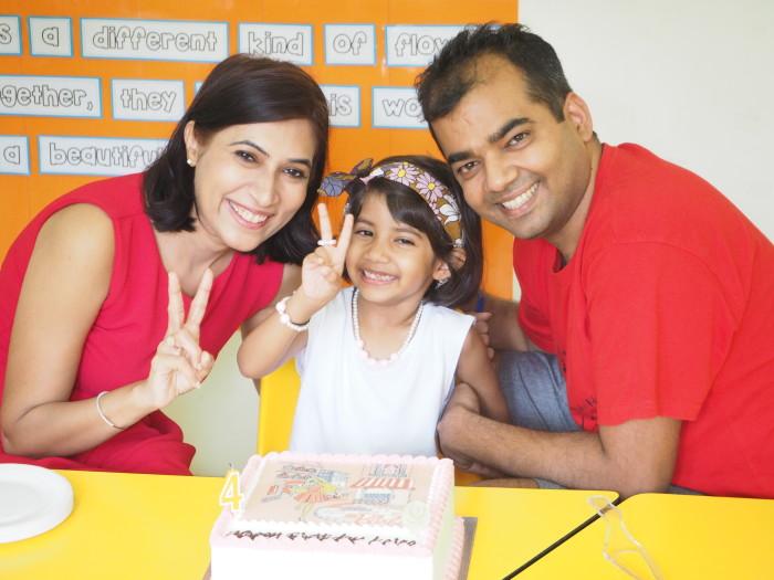 Kaira's 4th Birthday