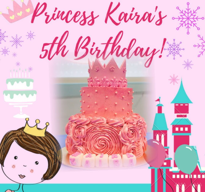 Kaira's 5th Birthday |Waka Waka Singapore