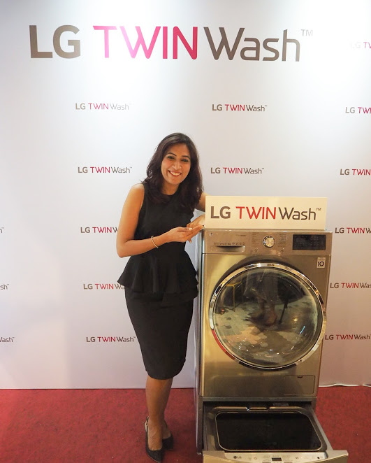 8 Reasons LG TWINwash is perfect for your family |#TwoLoadsatonce