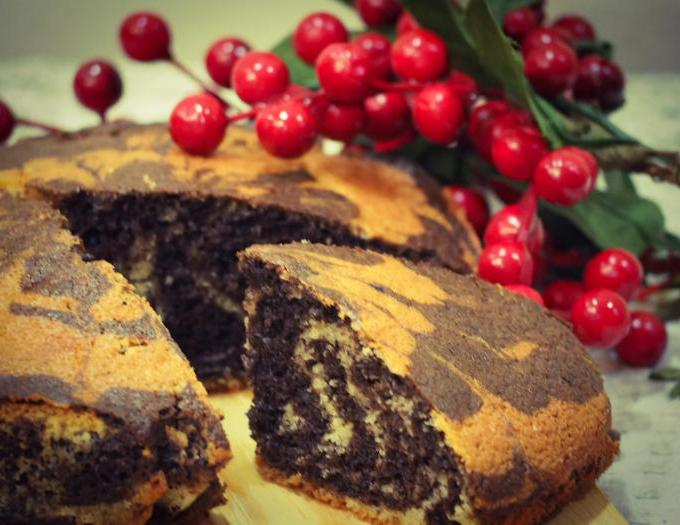 Marble cake philips airfryer