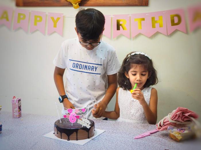 Chef Kaira Birthday