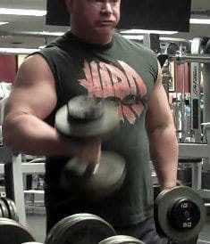 Alternate Dumbbell Curls