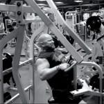 Hammer Strength High Rows