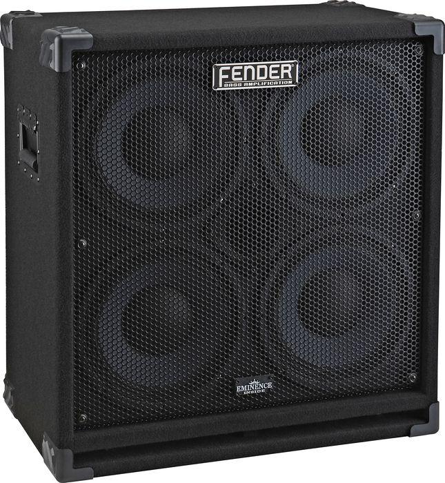 Fender Rumble 410 Bass Cabinet Cabinets Matttroy