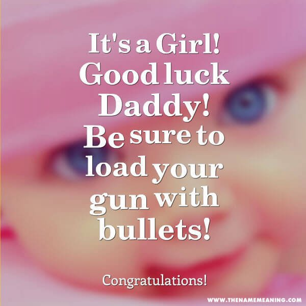 New born Baby Wishes and Congratulations Messages - Birth Of Baby Girl