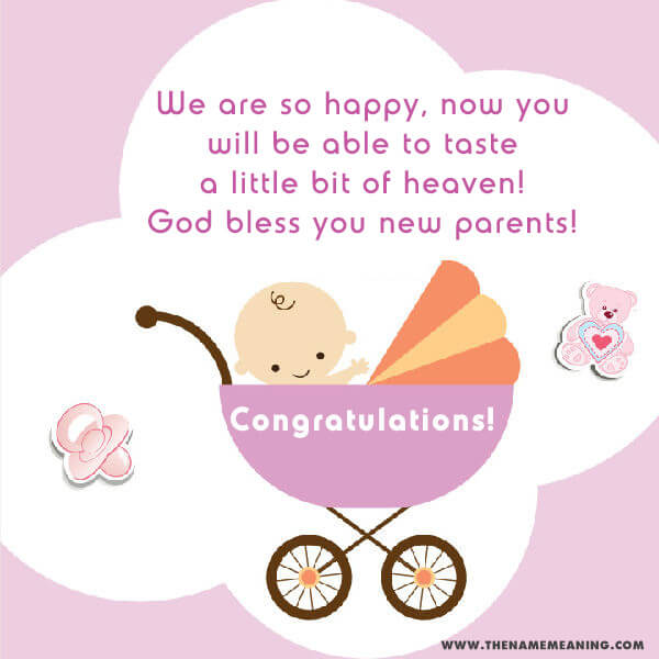 New born Baby Wishes and Congratulations Messages - new baby congratulations