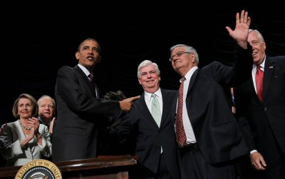 Five Years After Dodd-Frank, 'It's Still a Financial System That Needs Reform' | The Nation