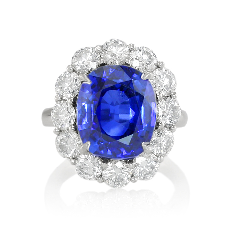 How To Buy The Perfect Blue Sapphire  10 Tips You Need