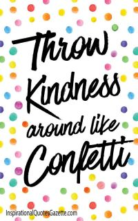 Acts of Kindness Archives - The Neat Nook