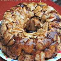 Microwave Monkey Bread
