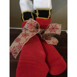 Small Crop Of Christmas Sock Exchange