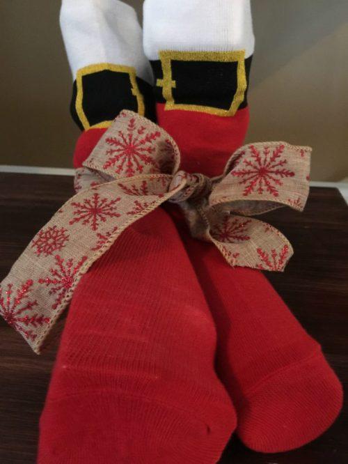 Medium Of Christmas Sock Exchange