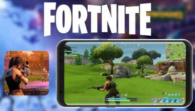Download Fortnite 5.20 Android APK for your device using Fortnite Installer