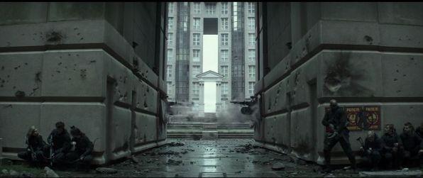 Mockingjay capitol