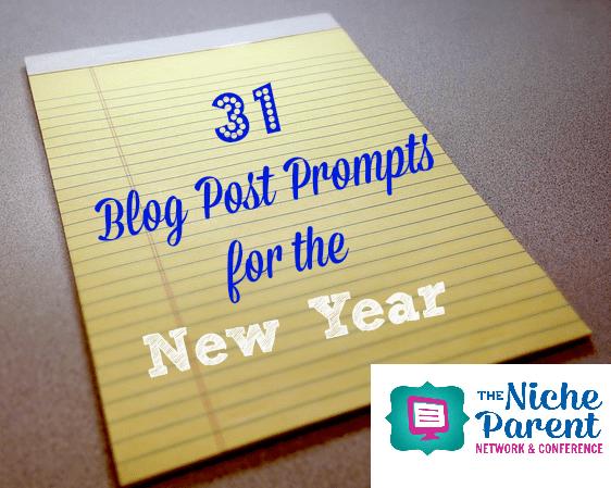 Blog Post Prompts