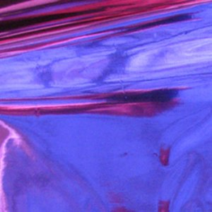 purple mylar bag small