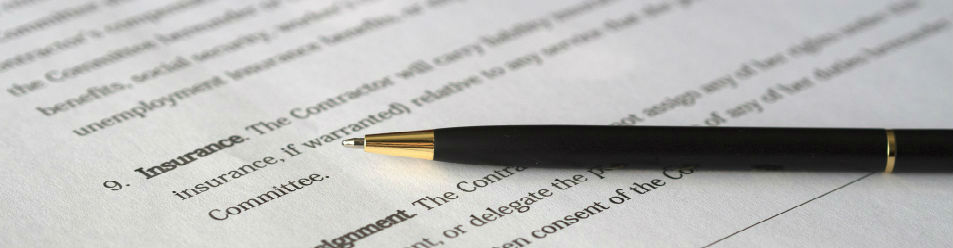 Checklist for signing a contract - The Newbie Guide to Sweden - writing contract agreements