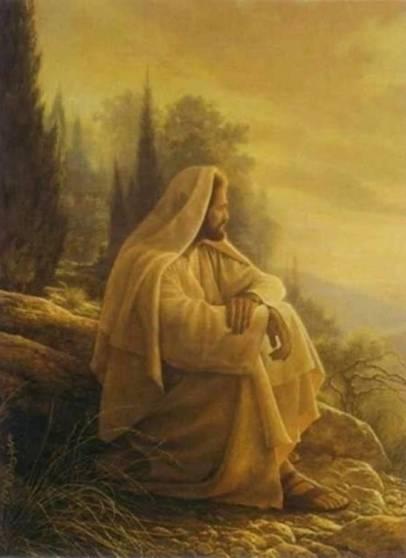 Jesus On the Mount