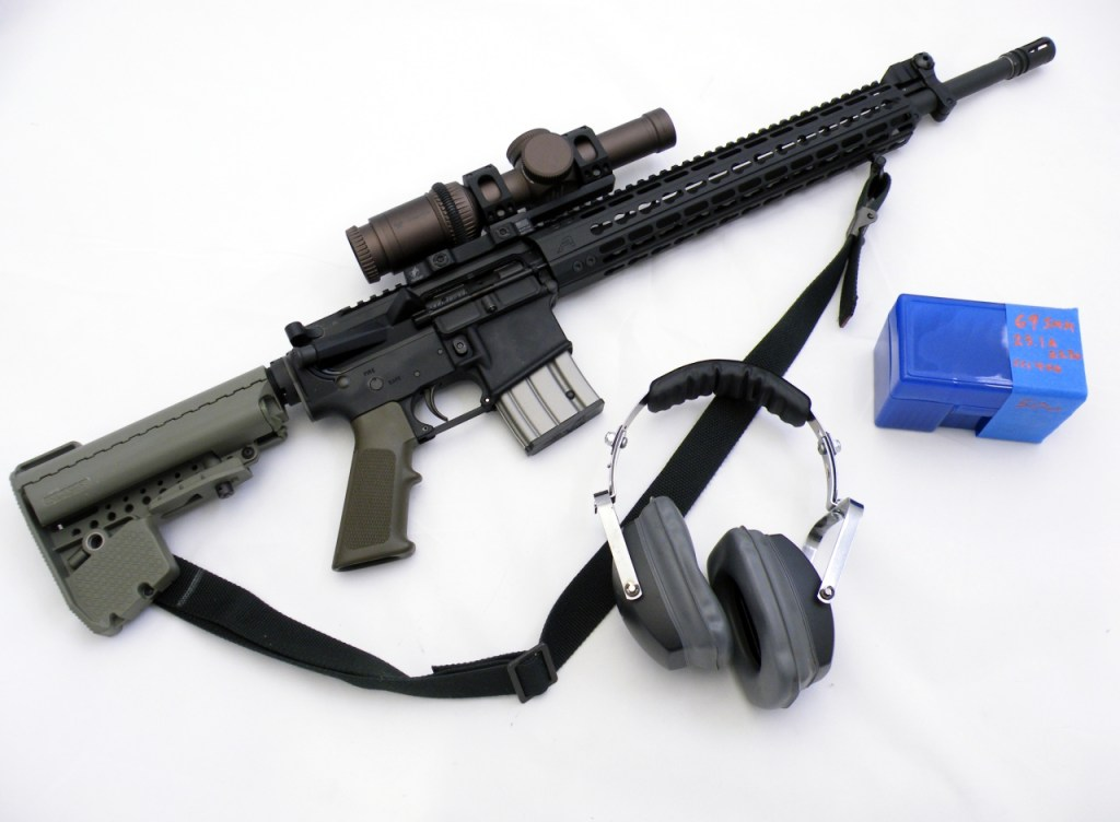 Modern Rifle