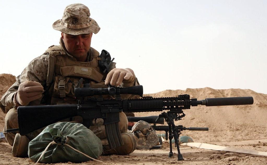 USMC with SPR