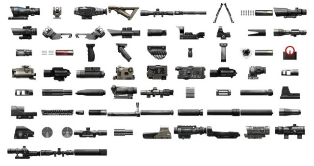 Battlefield-4-Weapon-Attachments