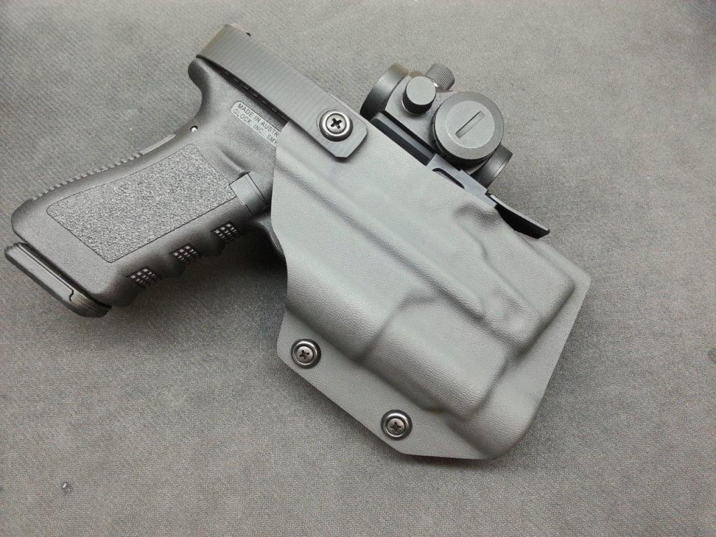 Six Second Mount ALG Defense Holster G17