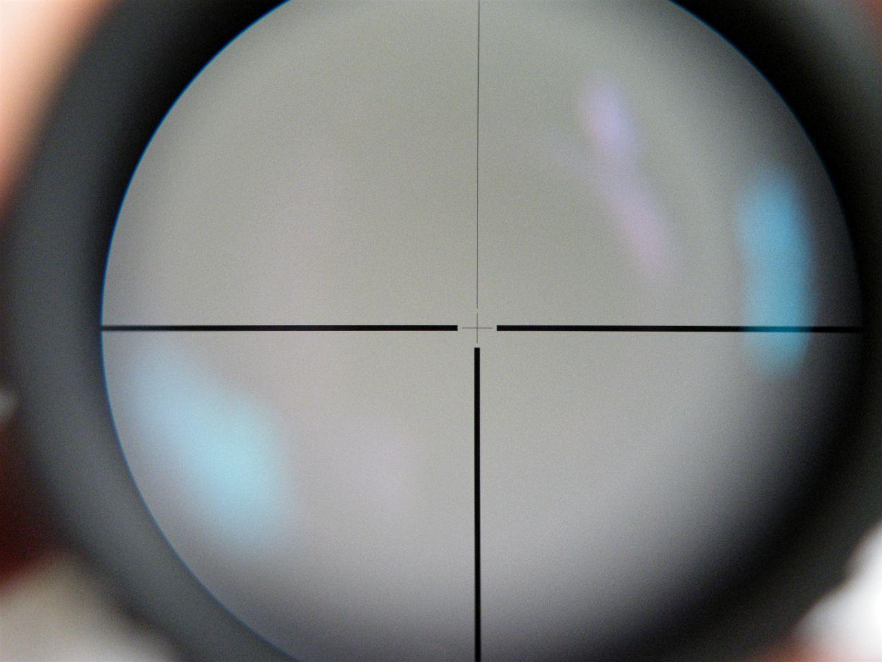 atibal Velocity reticle