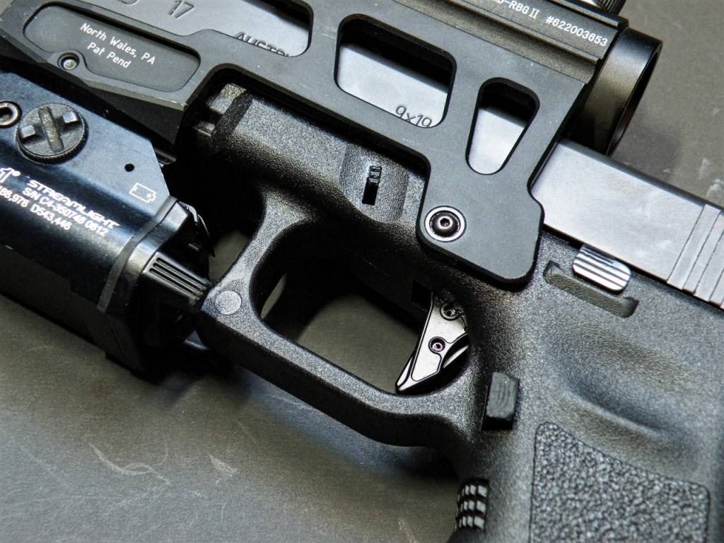 GlockKraft tactical ALG defense