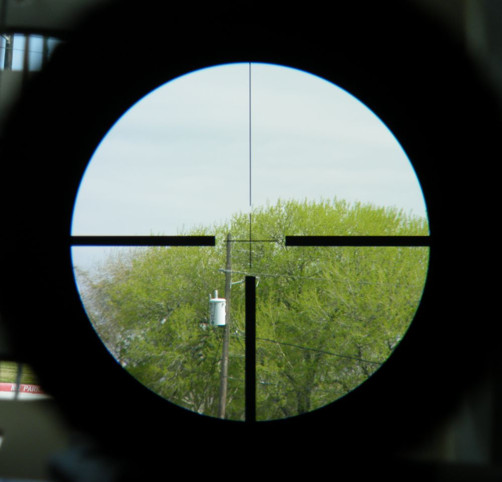 Atibal Reticle 3
