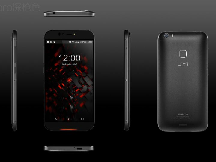 World's most security buffed phone, UMi iRon Pro has even better specs than expected