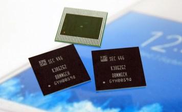 Samsung unveils 10nm 6GB LPDDR4 DRAM