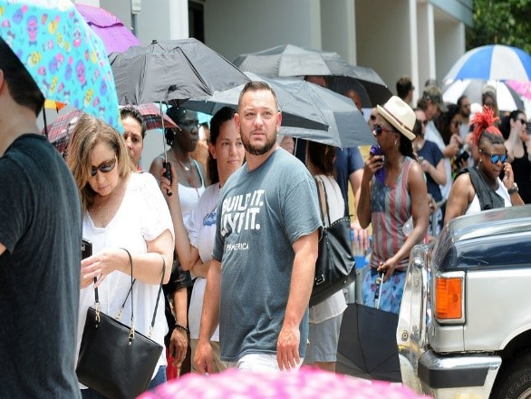 Orlando - Worst Mass Shooting in Night Club - Black Day in US History effected peoples