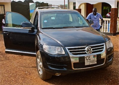 S. Sudan to introduce unified vehicle registration codes   The Niles