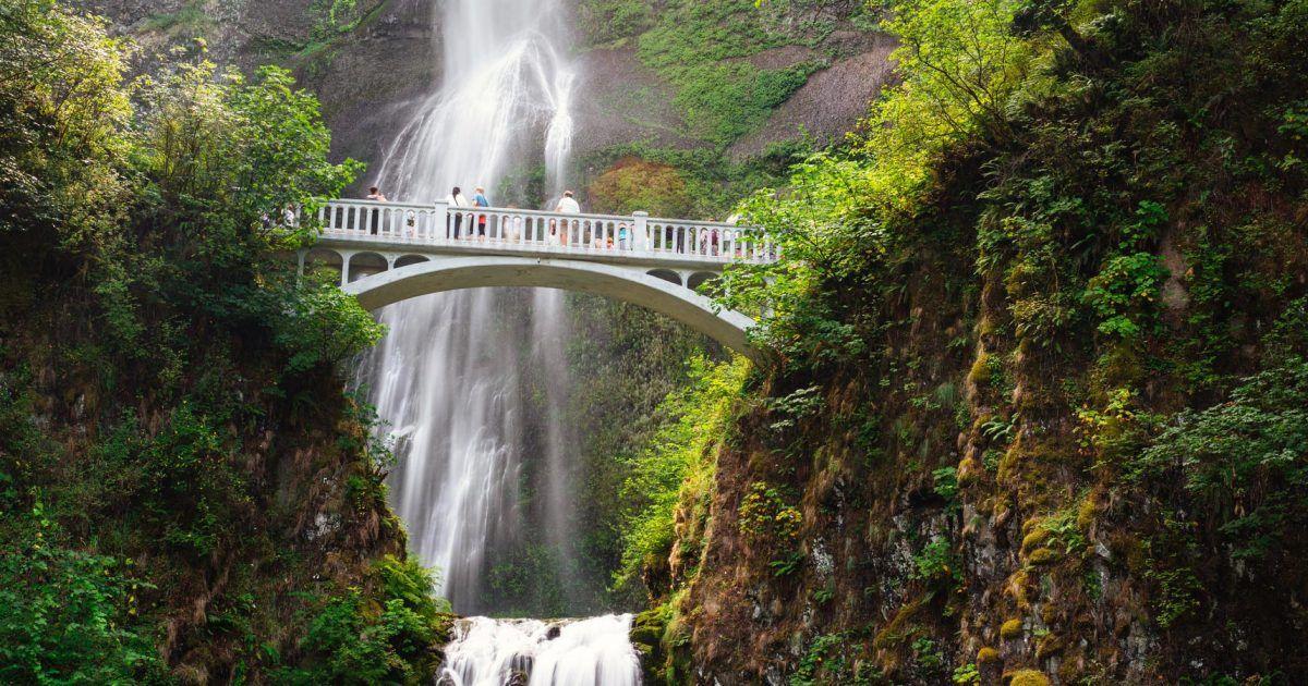 Multonomah Falls Wallpaper Desktop Hotel Near Multnomah Falls Less Than 1 Hour Away The