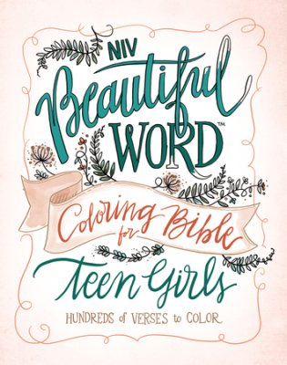 Coloring and Journal the Word™ Bibles Offer New Ways for Teen Girls