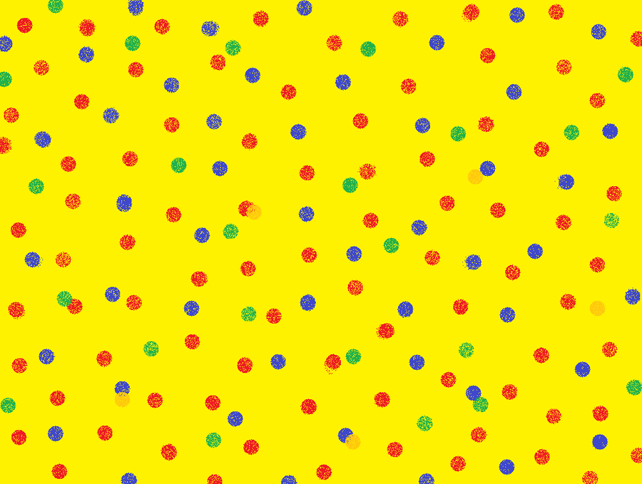 Black And Yellow Wallpaper Grab These Polka Wallpapers The Nology