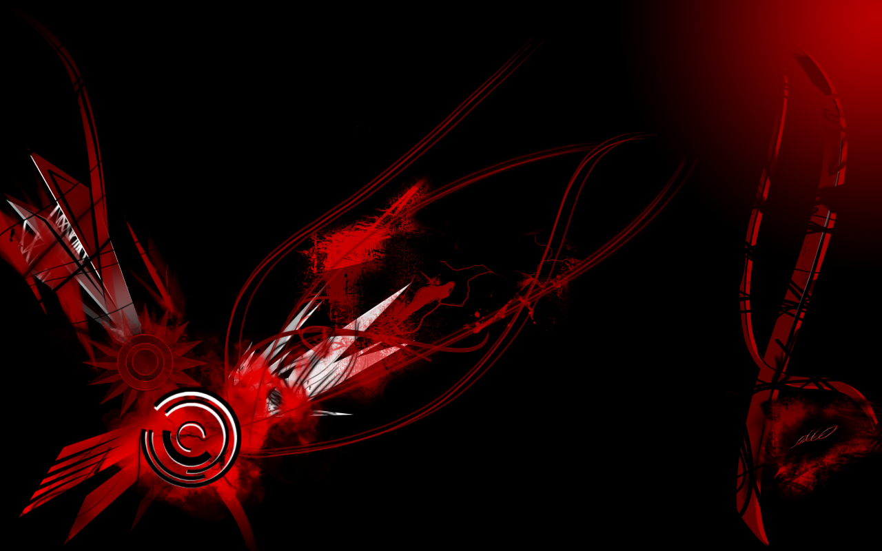 Hd Wallpapers O 13 Awesome Black And Red Wallpapers Hd The Nology