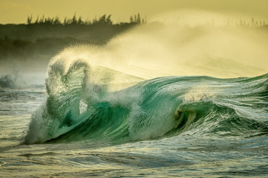 A Wave of Emotion - Kingston featured on Nat Geo Creative's Blog