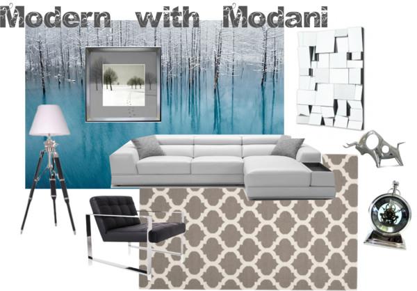 Modern with Modani