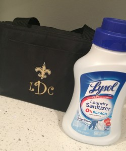Small Of Lysol Laundry Sanitizer