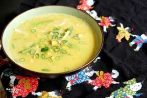 Chicken and Corn Soup 3