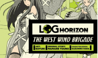 Log Horizon: The West Wind Brigade, Volumes 1-3 Review