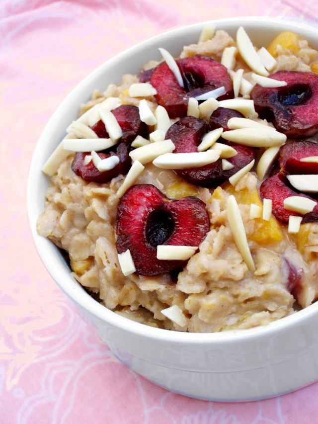 peach-cherry-almond-oatmeal-006