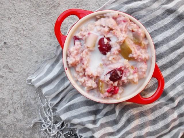 cranberry-pear-oatmeal-5-