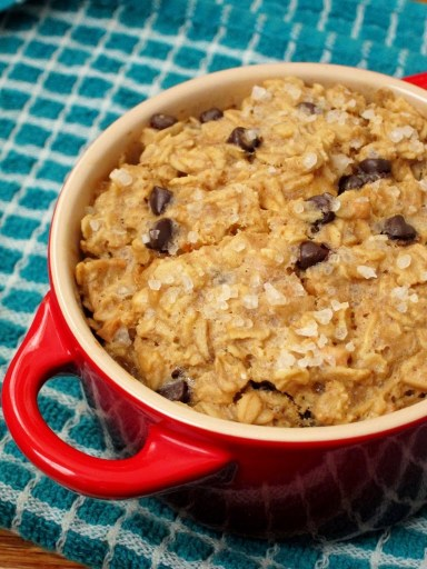 salted-pb-and-choc-chip-baked-oatmeal-4-