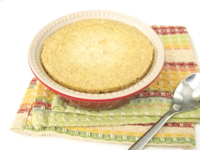 Cheesecake Baked Oatmeal #vegan #OatmealArtist