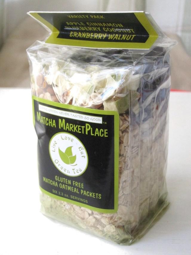 Matcha Marketplace Oatmeal - Pack