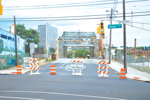 Photo by Anthony J. MachcinskiMaybe someday traffic will again roll over the Clay St. Bridge.